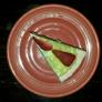 The Grain Cafe - Los Angeles, CA. Strawberry Cake