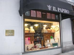 Il Papiro on Lexington Avenue, New York, NY