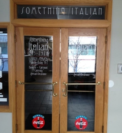 Something Italian - Des Moines, IA