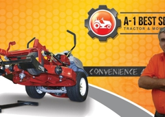 A-1 Best Service Mobile Tractor & Mower Repair - Eustis, FL