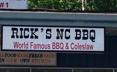 Ricks Nc BBQ
