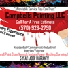 CAMPBELLS PAINTING