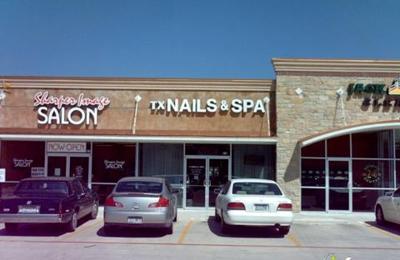 Texas Nails & Spa - Cedar Park, TX