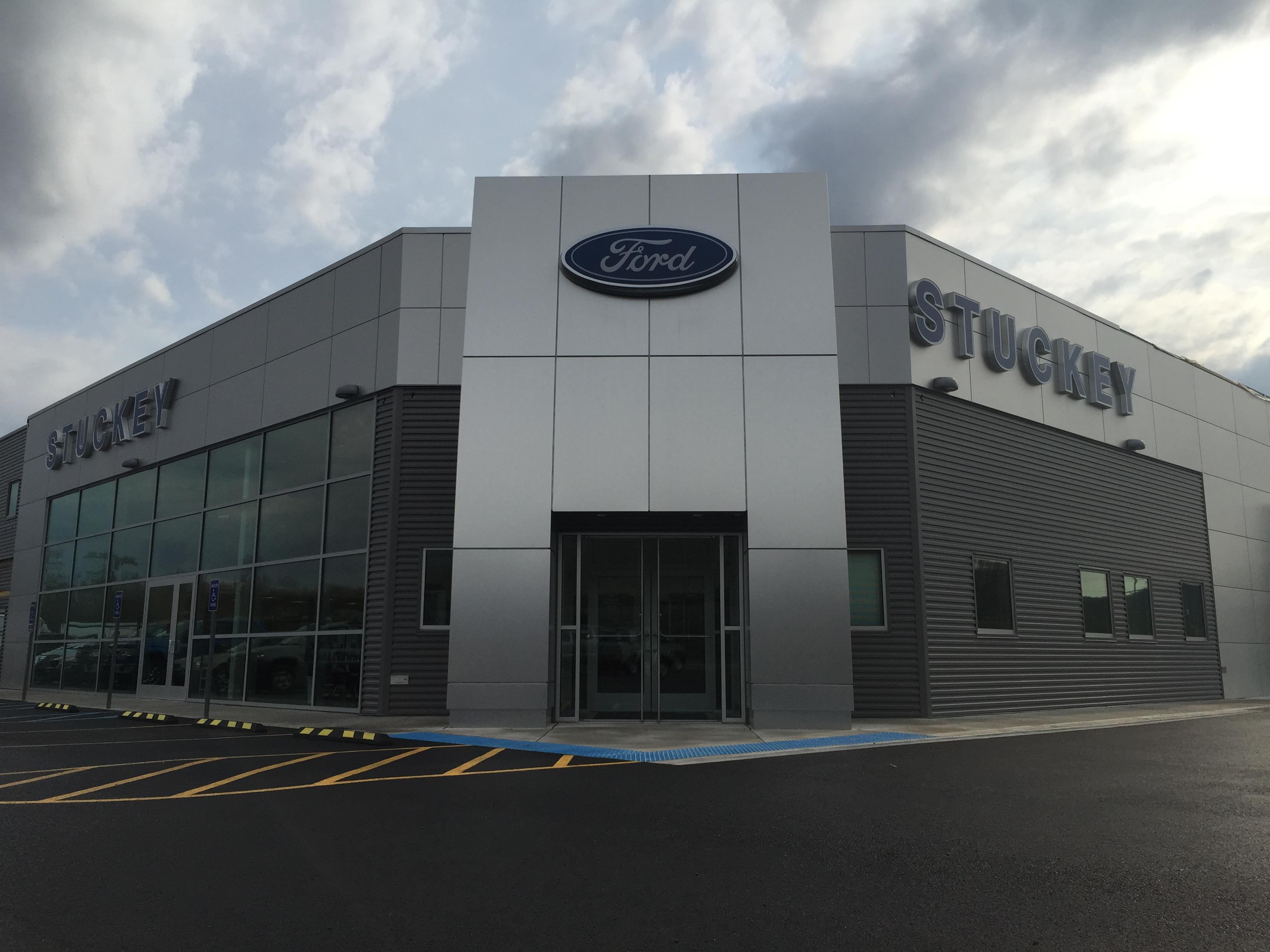 Stuckey Ford And Subaru