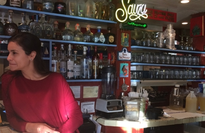 Nuevo Laredo Cantina - Atlanta, GA. Michelle was super nice!