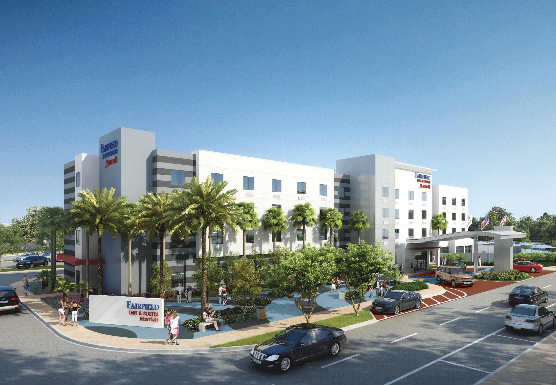 Fairfield Inn Amp Suites By Marriott Daytona Beach Speedway