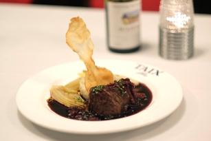 Taix filet of beef for DineLA Restaurant Week