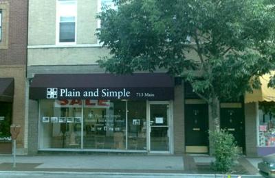 Plain And Simple Amish Furniture Evanston Il