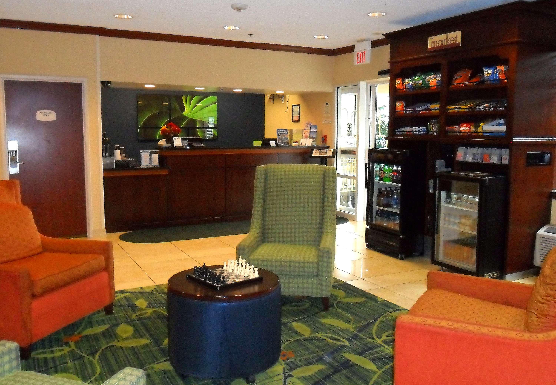 Fairfield Inn Amp Suites By Marriott Colorado Springs South