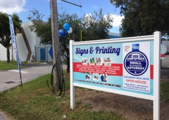 Top Class Signs and Printing - Miami, FL