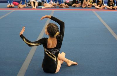 Olympo Gymnastics - Forney, TX