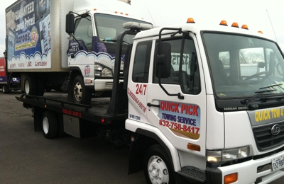 Tow For Less >> Quick Tow 4 Less Katy Tx 77449 Yp Com
