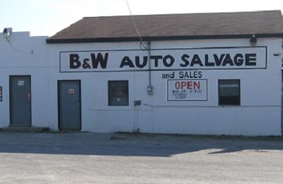 B W Auto Salvage Inc 1462 N Warren Ave Springfield Mo 65802