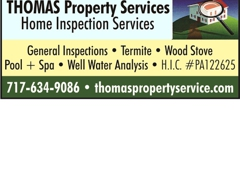 Thomas Property Services LLC. - Hanover, PA