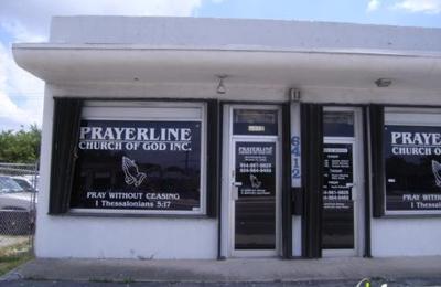 Prayerline Church of God Inc - Miramar, FL