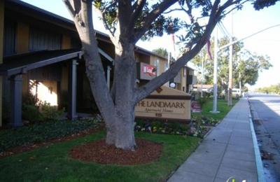 The Landmark Apartment Homes - Sunnyvale, CA