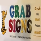 Grab Signs - Asheville, NC