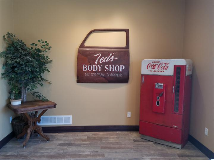 Ted S Body Shop Inc 1007 8th St Sw Altoona Ia 50009