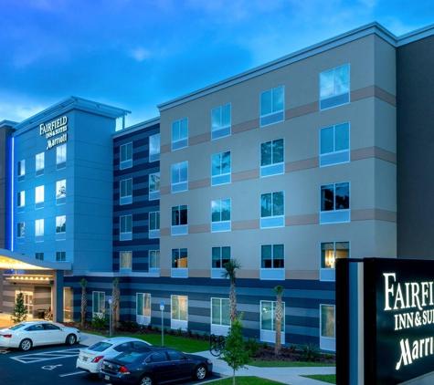 Fairfield Inn & Suites by Marriott Gainesville I-75 - Gainesville, FL