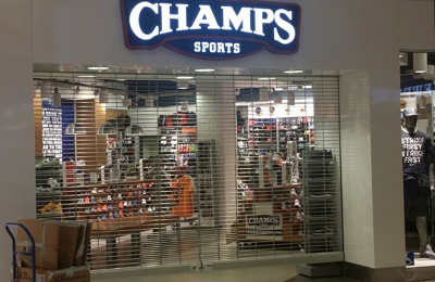 Champs Sports - Glendale, CA. New styles for shoes