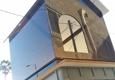 Custom Acrylic / Graphic Spider - Los Angeles, CA. Acrylic Dog House
