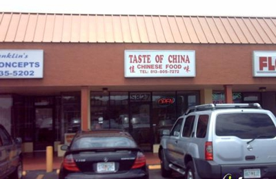 Taste of China - Tampa, FL