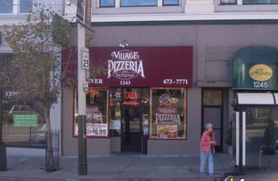 Village Pizzeria - San Francisco, CA