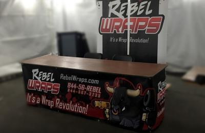 Rebel Wraps, Inc. - Lake In The Hills, IL