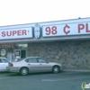 V P Super 98 Cents Plus