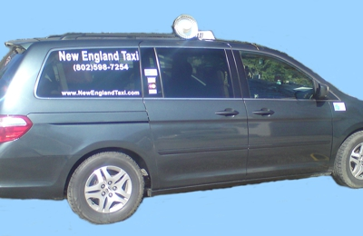 New England Taxi - Colchester, VT