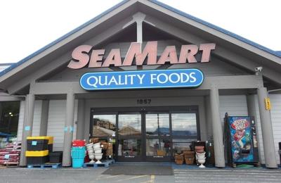 Sea Mart Quality Foods - Sitka, AK