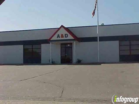 A d technical supply co inc 4320 s 89th st omaha ne 68127 yp malvernweather Gallery
