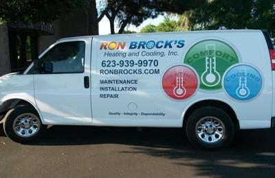 Ron Brocks Heating & Cooling - Glendale, AZ