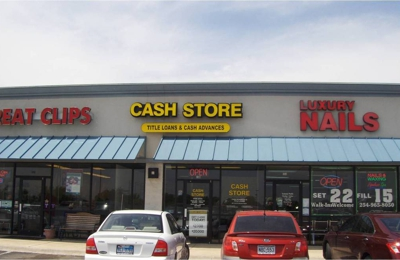 Cash Store - Stephenville, TX