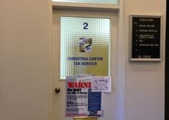 Christina Carter Tax Service - San Mateo, CA