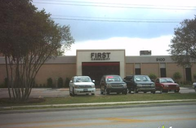 First Community Credit Union - Spring Branch - Houston, TX