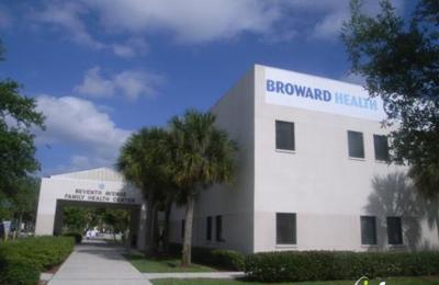 Seventh Avenue Family Health Center - Fort Lauderdale, FL