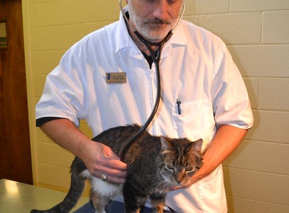 West Market Veterinary Ho - Greensboro, NC