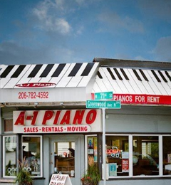 A 1 Piano Sales & Rental - Seattle, WA