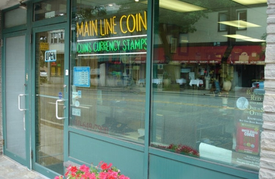 Main Line Coin & Stamp - Ardmore, PA