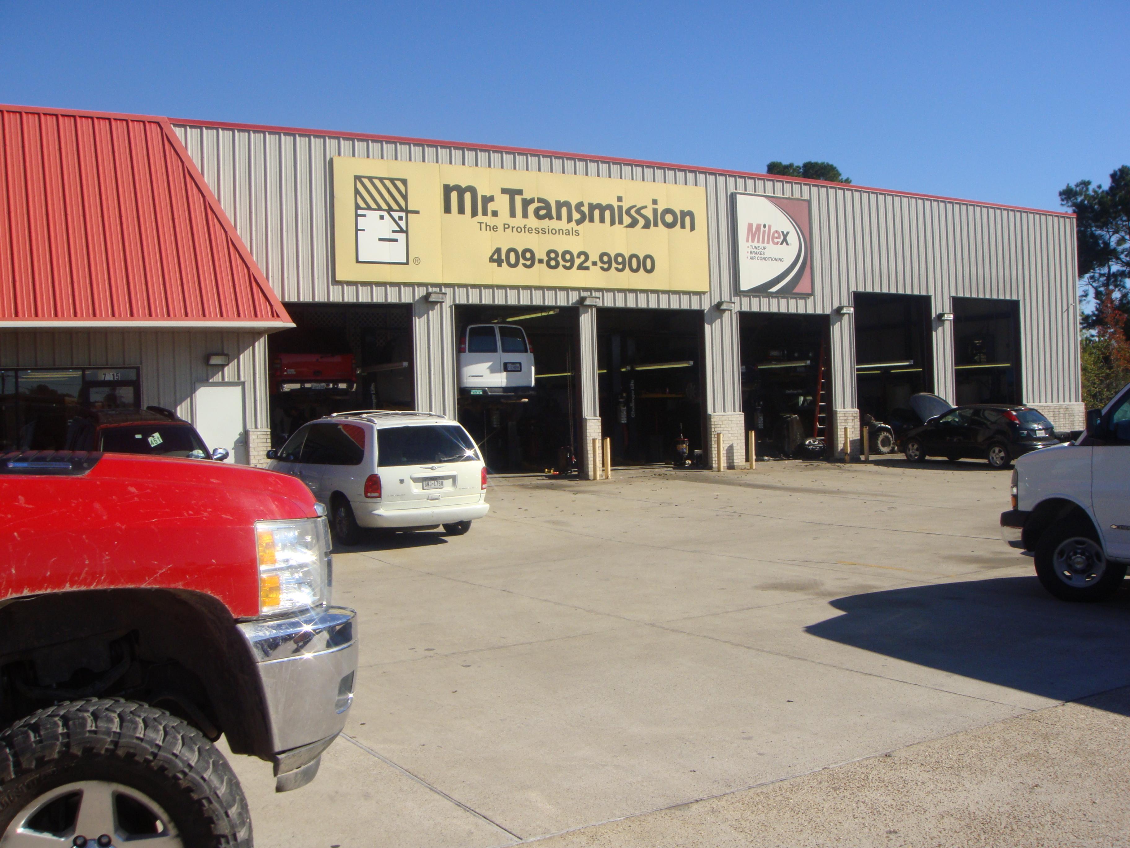 Mr Transmission Milex 7315 Highway 105 Beaumont Tx 77713