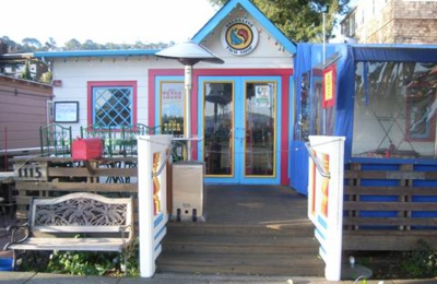Salsalito Taco Shop - Sausalito, CA