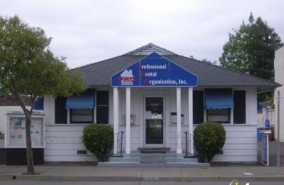 Professional Rental Organization - Napa, CA