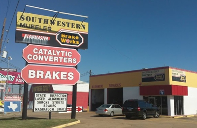 Southwest Muffler & Brake - Houston, TX