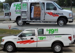 U-Haul Moving & Storage at Slaughter Lane 9001 S I-35, Austin, TX