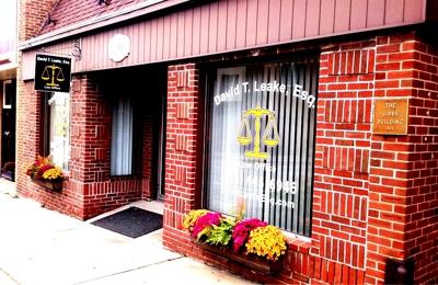 Law Office of David T. Leake, Esq. - Somerset, PA
