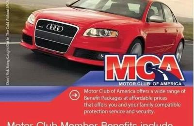 Motor Club of America c/o Demetrius D New - Greenville, SC
