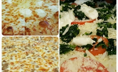 Uncle Charlies Pizza