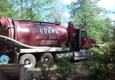 Boone Septic Tank Service. Middleburg FL 2017