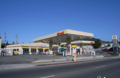 Shell - San Carlos, CA